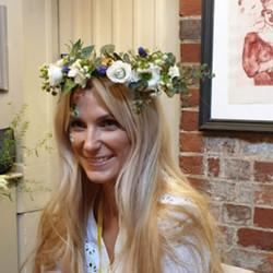 Flower crown paty
