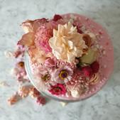 pimms wedding cake