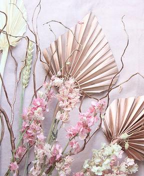Dried Flowers Rose Dream