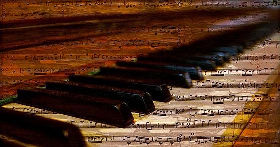 musique française pour piano