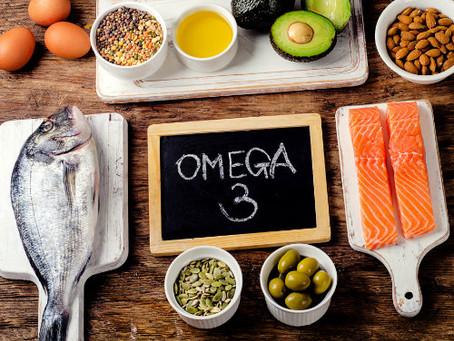 Omega 3 en 6 - Hoe zit dat?