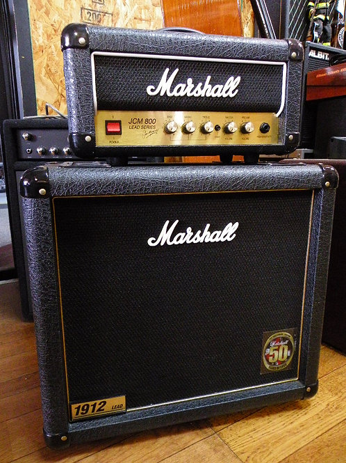 Marshall / JCM-1H 50th Anniversary&1912 LEAD
