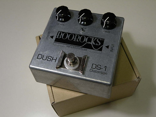 "BOOROCKS / DS-1 ""DUSH Distortion """
