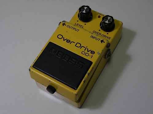 BOSS /⑫ OD-1 (OP:JRC/艶あり4558DD)