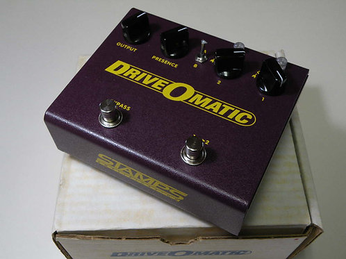 STAMPS AMPLIFICATION / DRIVE-O-MATIC