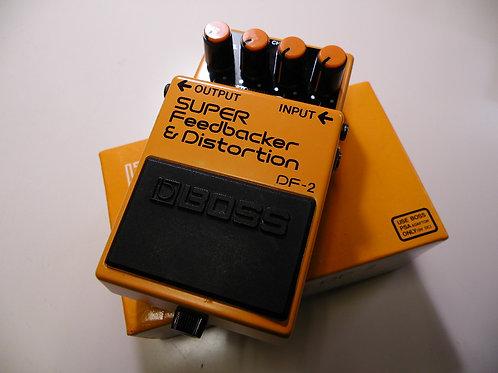 "BOSS / DF-2 ""SUPER Feedbacker&Distortion"""