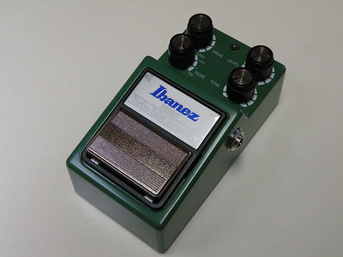 "Ibanez / TS-9DX ""Turbo Tube Screamer"""