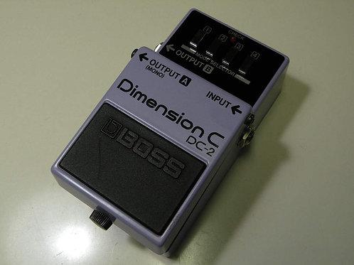 "BOSS / DC-2 ""Dimension C"" / 中古エフェクター"