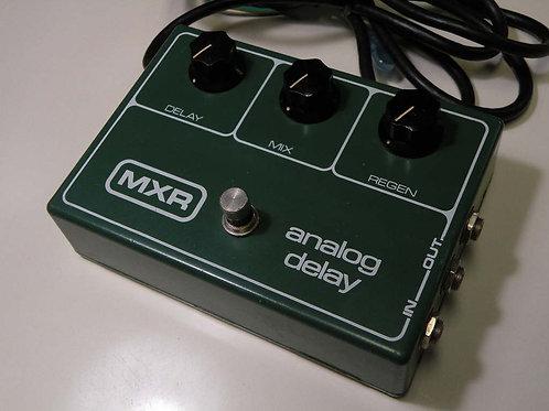 "MXR / M-118 "" analog delay"" / 中古楽器"