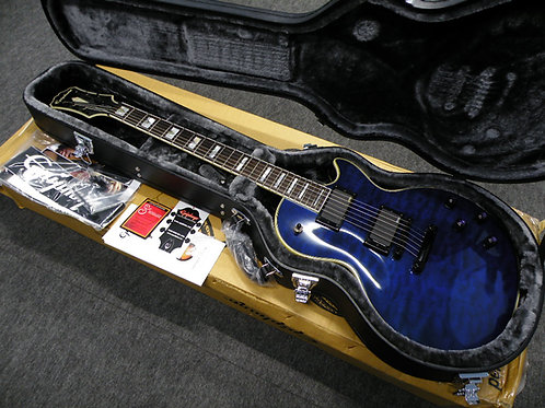 Prophecy Les Paul Custom Plus EX