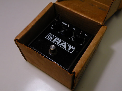 Proco / RAT1 BLACK FACE (1987年製) / 中古楽器
