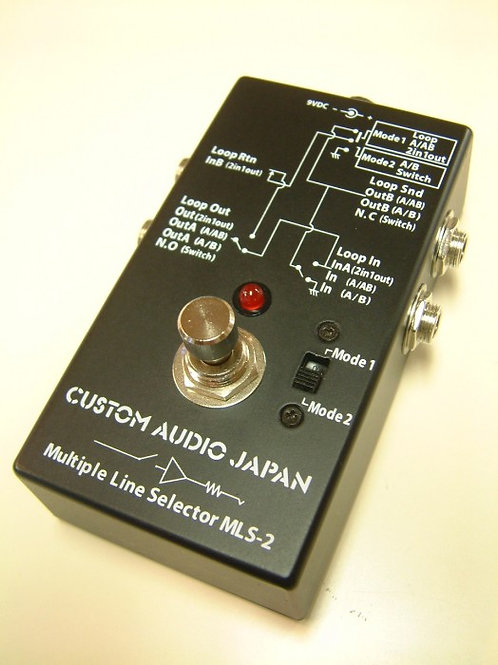 CustomAudioJapan/MLS-2″MultipleLineSelector""