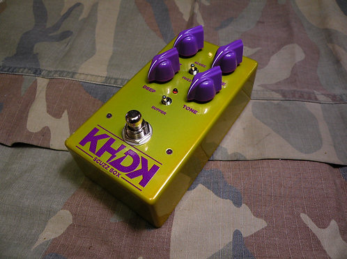 KHDK / Scuzz Box(新品)