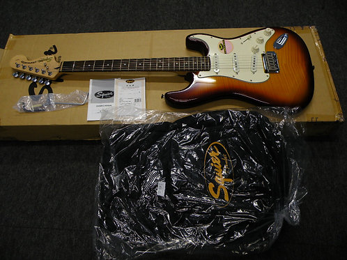 SQUIER / Standard Stratocaster FMT(AMB)