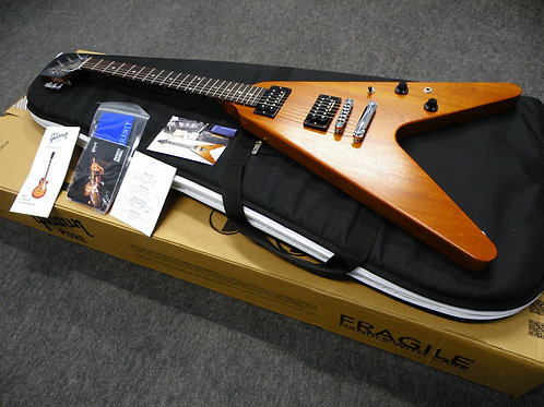 GIBSON / Flying V faded Limited, Vintage Trans Amber (2016年製)