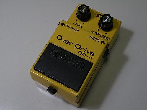 BOSS /⑥ OD-1 (OP:NEC/艶ありC4558C) ※全角ハイフン