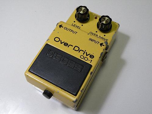 BOSS /① OD-1(OP:NEC/艶なしC4558C)
