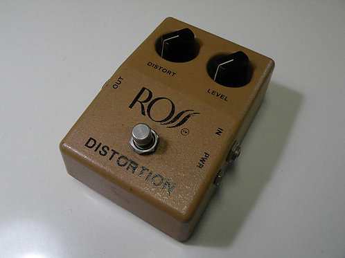 ROSS / DISTORTION