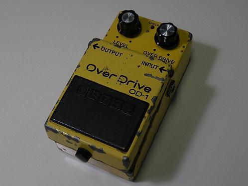 BOSS /⑭ OD-1 (OP:NEC/艶ありC4558C) ※バッテリースナップ交換