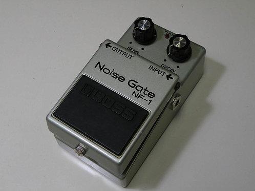 """BOSS / NF-1 """"Noise Gate""""  / 中古エフェクター"""