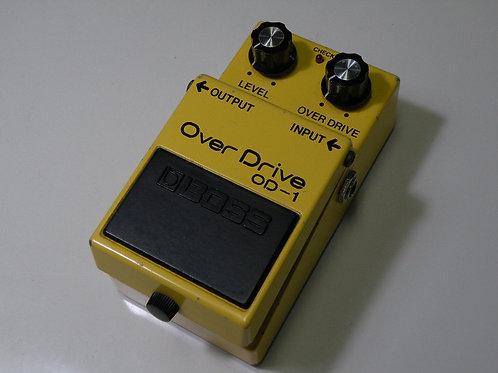 BOSS /② OD-1(OP:NEC/艶ありC4558C) ※全角ハイフン