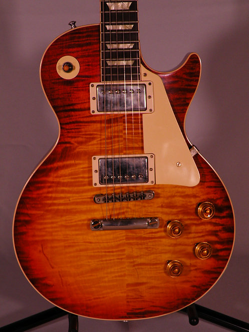 GIBSON / Custom Shop 60th Anniversary 1959 Les Paul Standard Murphy Painted, Vintage Gloss, Washed Cherry 【SN.91410】