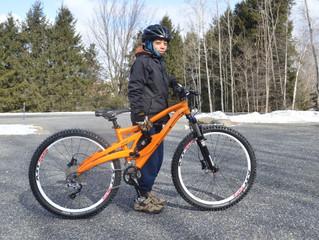 Choix des composantes pour un vélo de montagne sur mesure