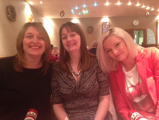 Shop Christmas Lunch 9/12/14