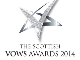 Vows Awards- Fifth nomination in a row ...2014!