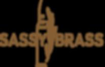 Brown Sassy Brass Logo.png
