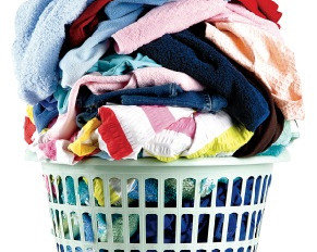 Where in the Special Needs Parenting Handbook is the Chapter on Laundry?