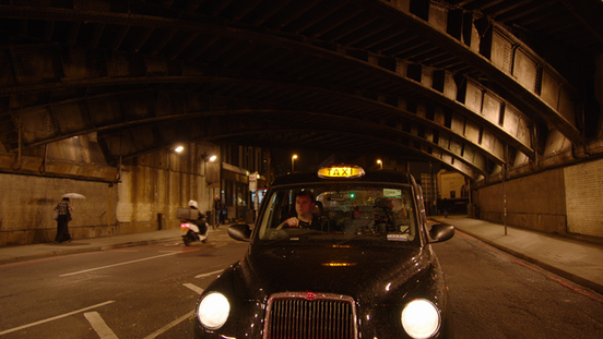 Channel 4 hails The World's Toughest Taxi Test