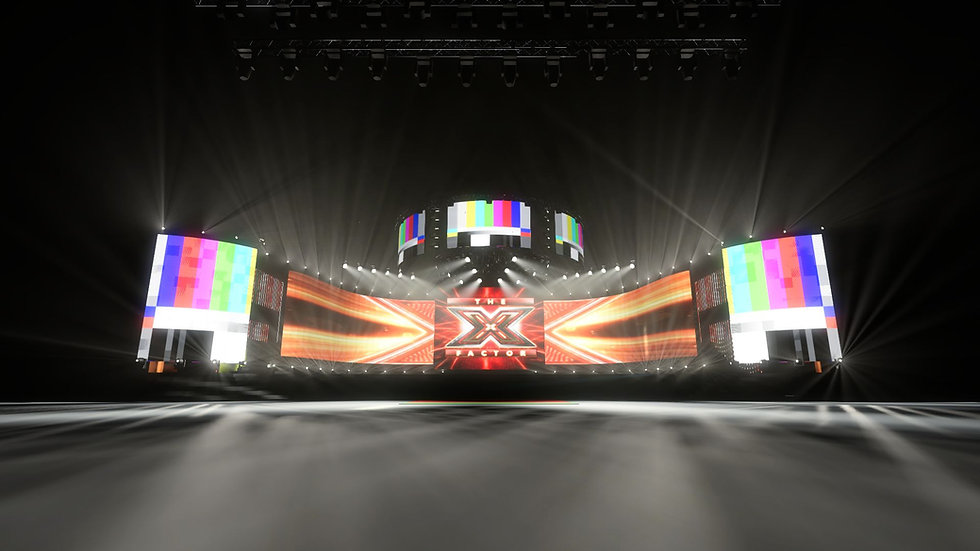 Event Design and 3D Visualisation