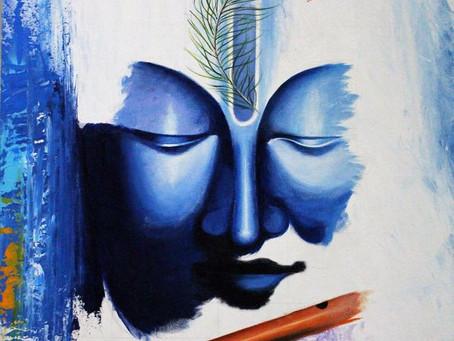 World's greatest management guru: Peter Drucker or Lord Krishna?