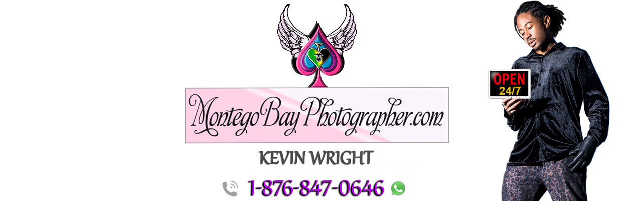 Jamaica wedding photographer Kevin Wrigh