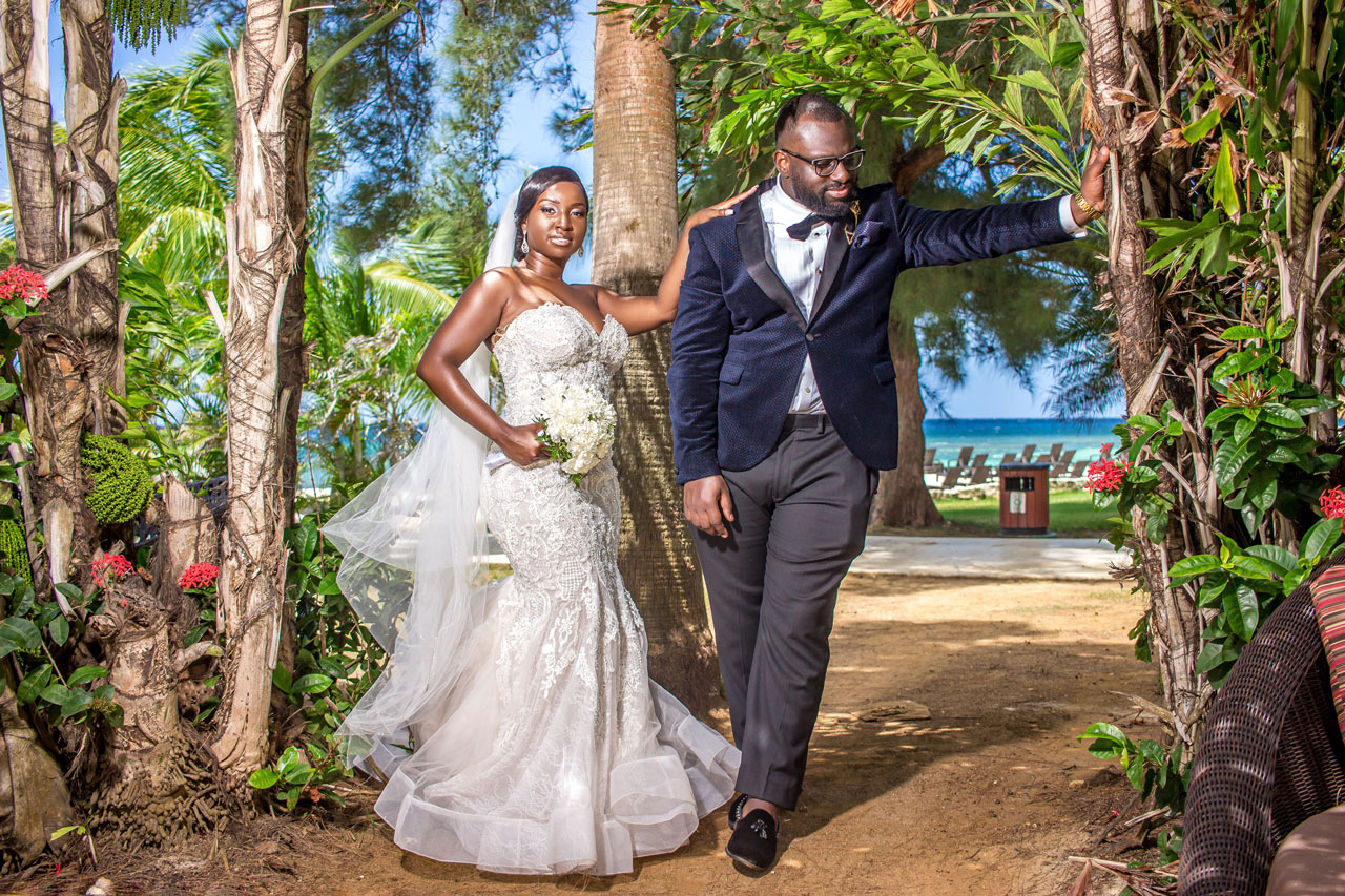 Jamaica Wedding Photographer Kevin Wright at Secrets Montego Bay