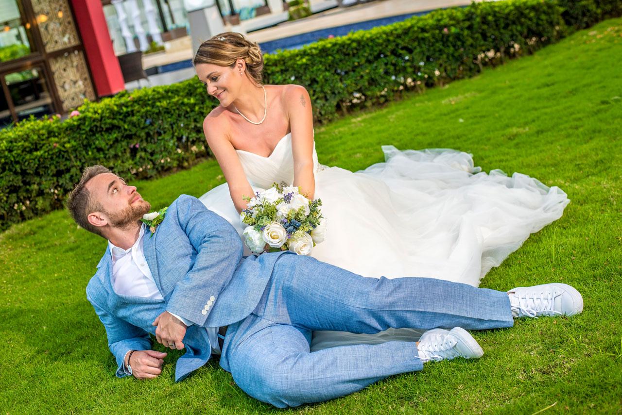Jamaica wedding pictures
