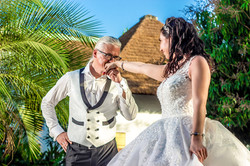 Jamaica Wedding Photographer Kevin Wright at Hard Rock Cafe Montego Bay