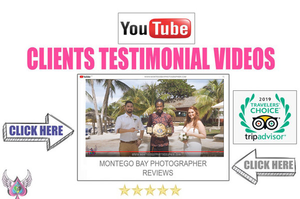 Jamaica Wedding Photographer Reviews - K