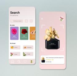 Parfum store