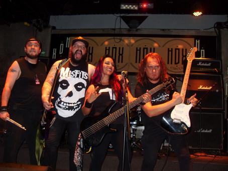 #brmagazineradio - Tritton,  10 años de Heavy Metal Directo de CDMX