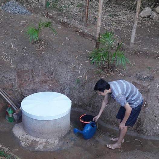 Dia da Agua projeto Rio Gavião Mina do Deserto em Eugenópolis Mg.
