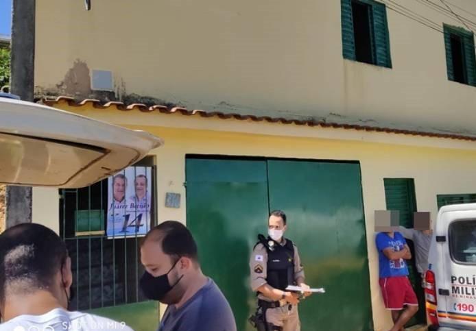 Idoso de 72 anos é assassinado e tem corpo enrolado em uma lona em Eugenópolis.