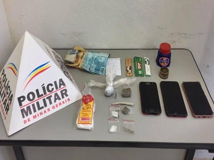 Operação para combate ao tráfico de drogas é realizada em Eugenópolis