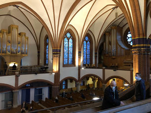 Pauluskirche, Zehlendorf