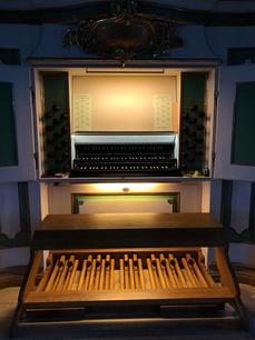 Amalien-Orgel