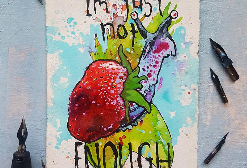 I'm just not enough