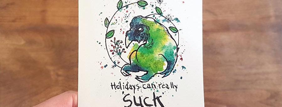 Holidays Suck