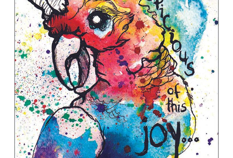 Suspicious of Joy