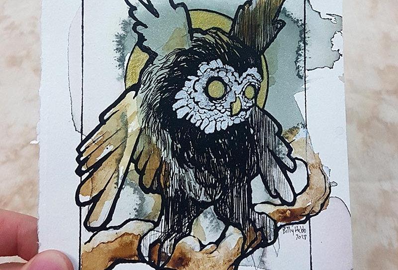 Little Owl Monster